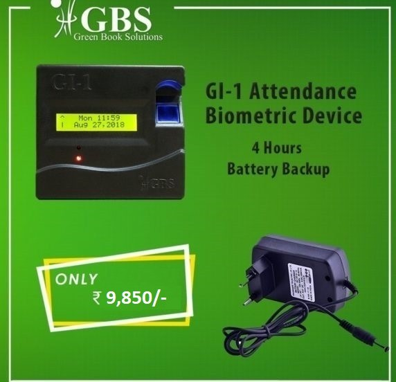 Buy Biometric Fingerprint Attendance System Online at Best
